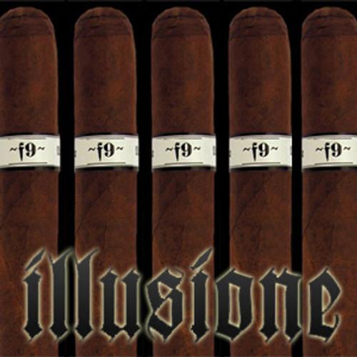 Illusione MJ12 Maduro Toro Gordo (6x54 / 5 Pack)