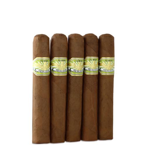 Cuban Heirloom Sun Grown by Perdomo 556 Reserve (5.25x56 / 5 Pack)