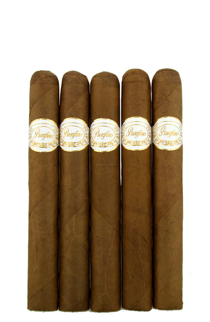 Purofino White Label Connecticut #1 Robusto (5x50 / 5 Pack)