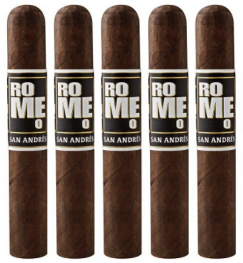 Romeo San Andres Robusto (5x50 / 5 Pack)