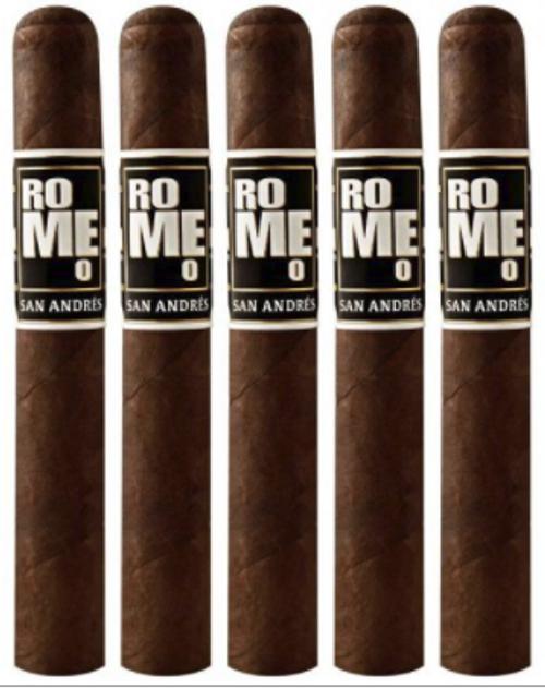 Romeo San Andres Toro (6x54 / 5 Pack)