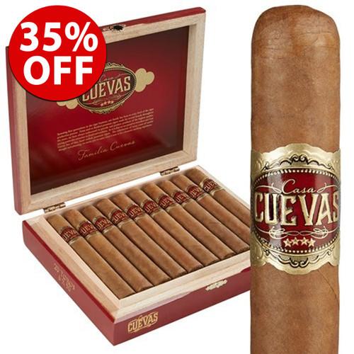 Casa Cuevas Habano Toro (6x50 / 5 Pack)