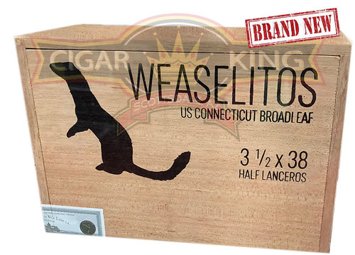 RoMa Craft Tobac Weaselitos (3.5x38 / Box of 100)