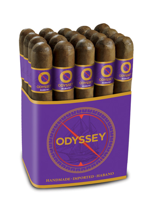 Odyssey Habano Churchill (7x48 / Bundle of 20)