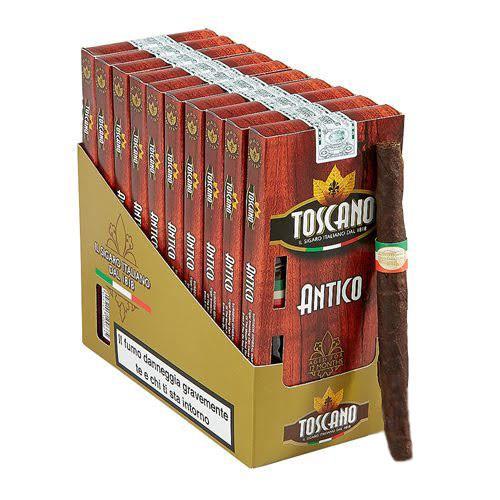 TOSCANO ANTICO (6x38 / 10 Packs Of 5)