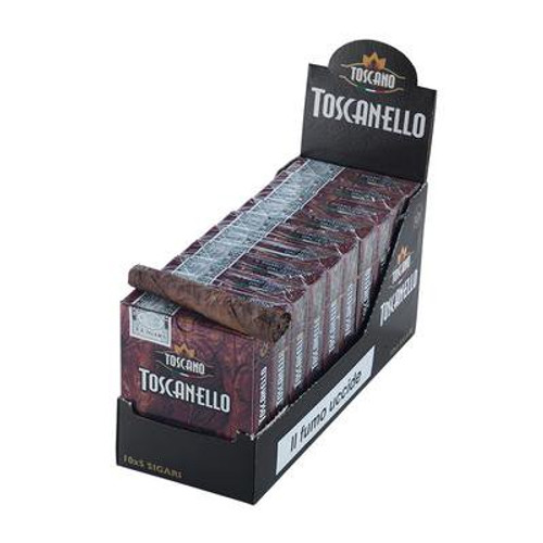 TOSCANELLO Natural Maduro (3x38 / 10 Packs Of 5)