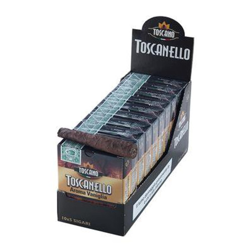 TOSCANELLO Vaniglia (3x38 / 10 Packs Of 5)