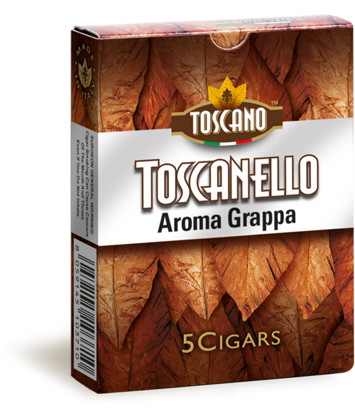 TOSCANELLO Grappa (3x38 / Pack Of 5)