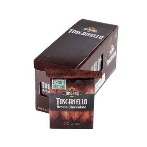 TOSCANELLO Cioccolato  (3x38 / 10 Packs Of 5)