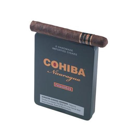 Cohiba Nicaragua Pequenos Tin (4.13x36 / 1 Tin of 6)
