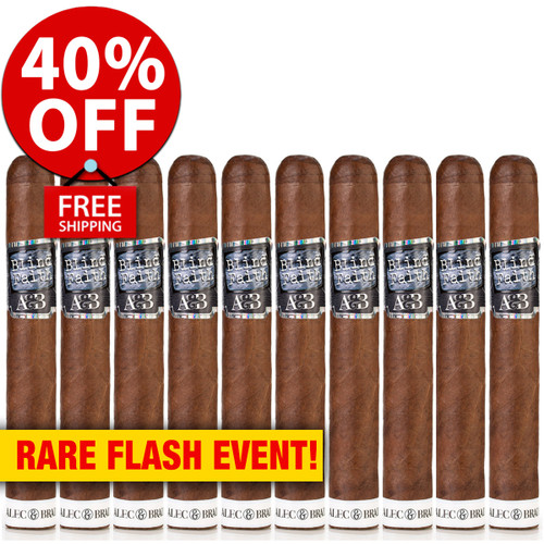 Alec Bradley Blind Faith Toro (6x52 / 10 PACK SPECIAL) + 40% OFF RETAIL! + FREE SHIPPING ON YOUR ENTIRE ORDER!