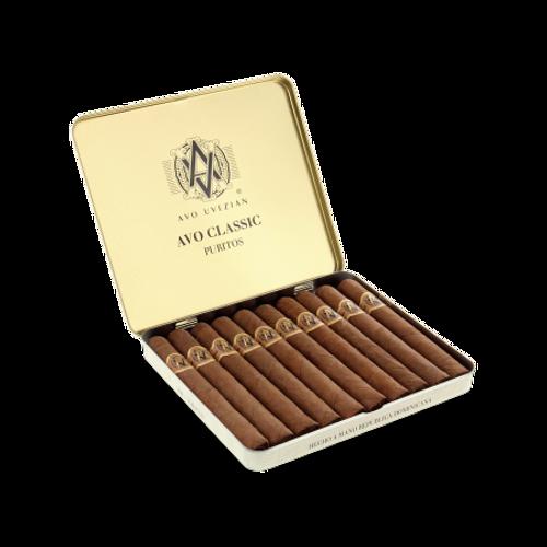 Avo Classic Puritos (4x30 / Tin 10)