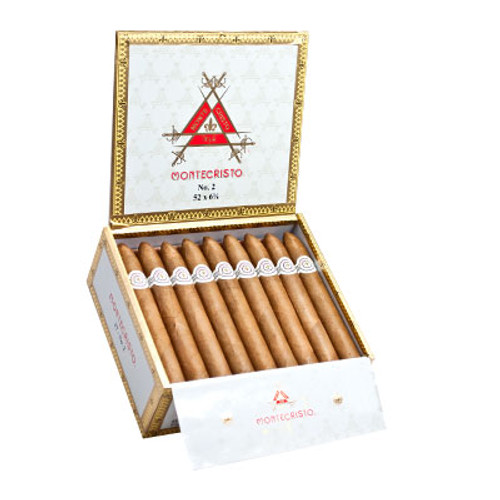 Montecristo White Especiale No. 1 Box (6.6x44 / Box 27)