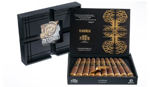 Plasencia Alma Fuerte Generacion V Salomon (7x58 / Box 10) + FREE SHIPPING ON YOUR ENTIRE ORDER!