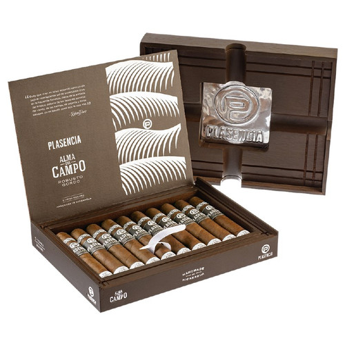 Plasencia Alma del Campo Tribu Robusto (5x52 / Box 10) + FREE SHIPPING ON YOUR ENTIRE ORDER!