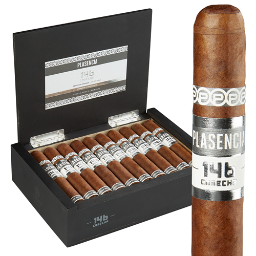 Plasencia Cosecha 146 La Musica Robusto (5x50 / Box 20) + FREE SHIPPING ON YOUR ENTIRE ORDER!
