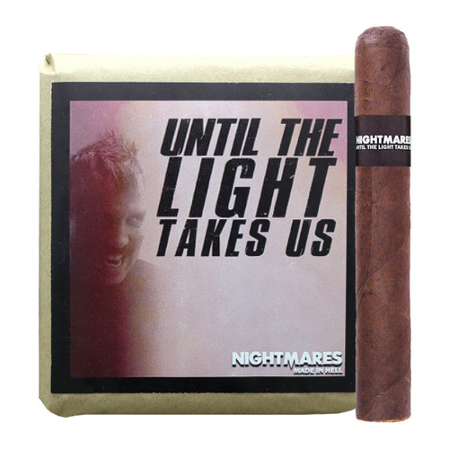 *SOLD OUT* Nightmares Until The Light Takes Us 2019 Robusto (5x52 / Bundle 6) + FREE SHIPPING ON YOUR ENTIRE ORDER!