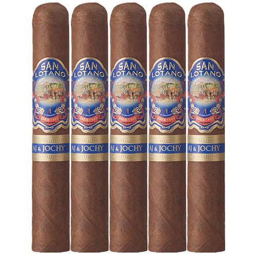AJ Fernandez San Lotano Dominicano Robusto (5x50 / 5 Pack)