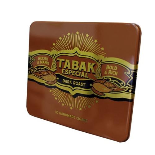 Tabak Especial Cafecita Negra Tin (4x32 / Tin Of 10)