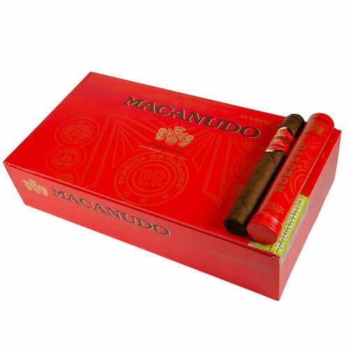 Macanudo Inspirado Orange Robusto Tubo (5x50 / Box 20)