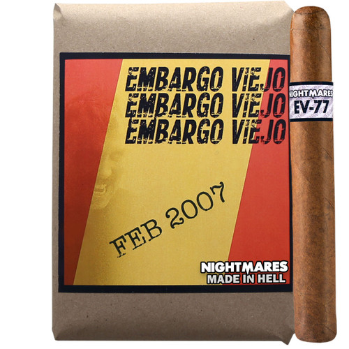 *SOLD OUT* Nightmares Embargo Viejo 2019 Corona (5.5x44 / Bundle 7) + FREE SHIPPING ON YOUR ENTIRE ORDER!
