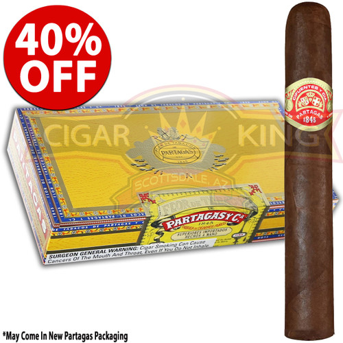 *SOLD OUT* Partagas Sabroso (5.7x44 / Box 25)