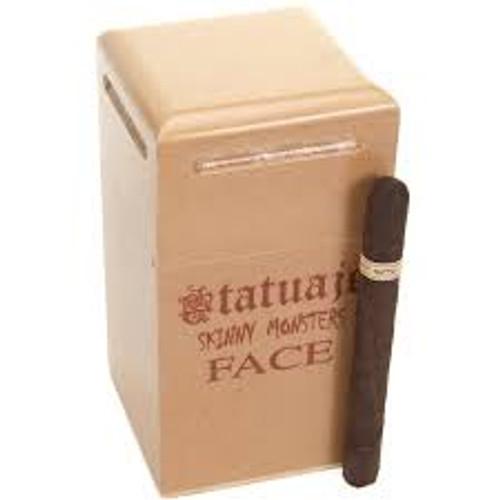 Tatuaje Skinny Monsters Face Box (6x38 / Box 25)