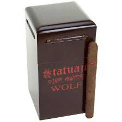 Tatuaje Skinny Monsters Wolf Box (6x38 / Box 25)