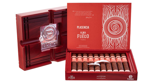 Plasencia Alma del Fuego Flama Panatela (6.5x38 / Box 10) + FREE SHIPPING ON YOUR ENTIRE ORDER!