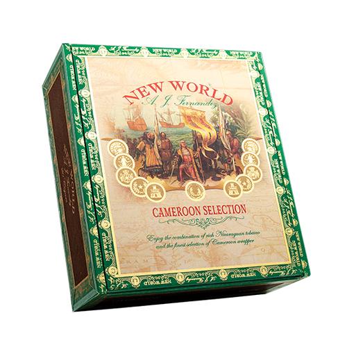 AJ Fernandez New World Cameroon Toro (6x50 / 5 Pack)