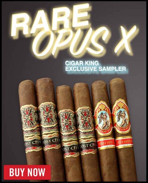 *SOLD OUT* Rare Arturo Fuente Opus X Sampler (6 PACK SPECIAL) + FREE SHIPPING ON YOUR ENTIRE ORDER!