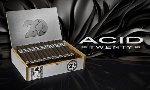 ACID 20th Anniversary Special Robusto (5x52 / Box 24)