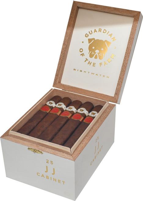 Casa Fernandez + Warped Cigars Guardian Of The Farm Night Watch JJ (5.25x50 / Box of 25)