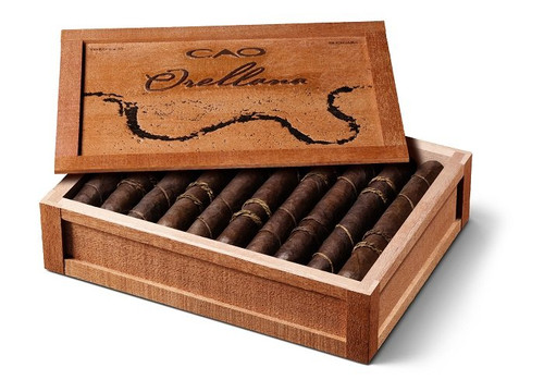 *SOLD OUT* CAO Orellana Toro (6x52 / Box 20) + FREE SHIPPING ON YOUR ENTIRE ORDER!