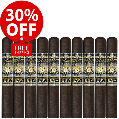 Perdomo ESV 1991 Regente Maduro (5x54 / 10 PACK SPECIAL) + 30% OFF RETAIL! + FREE SHIPPING ON YOUR ENTIRE ORDER!