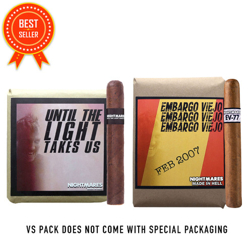 *SOLD OUT* Nightmares UTTLTU vs Embargo Viejo Vintage Corona (10 PACK SPECIAL) + FREE SHIPPING ON YOUR ENTIRE ORDER!