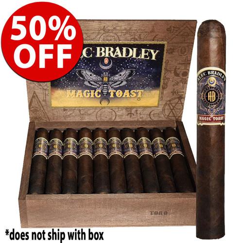 Alec Bradley Magic Toast Toro (6x52 / 20 Pack) + 50% OFF RETAIL!