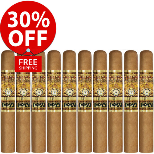 Perdomo ESV 1991 Aristocrata Connecticut (7x54 / 10 PACK SPECIAL) + 30% OFF RETAIL! + FREE SHIPPING ON YOUR ENTIRE ORDER!