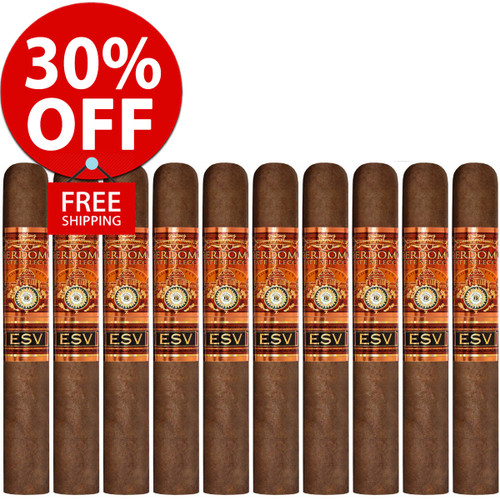Perdomo ESV 1991 Aristocrata Sun Grown (7x54 / 10 PACK SPECIAL) + 30% OFF RETAIL! + FREE SHIPPING ON YOUR ENTIRE ORDER!