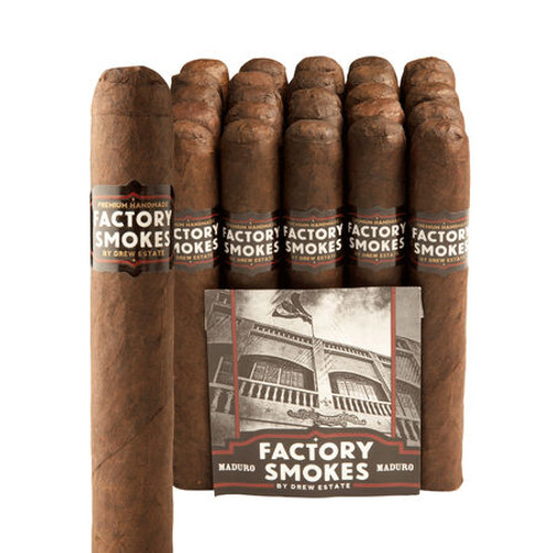 Drew Estate Factory Smokes Maduro Gordito (6x60 / Bundle 25)