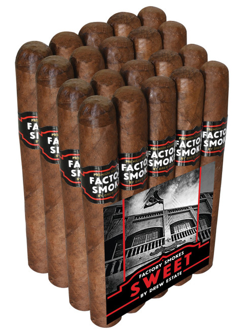 Drew Estate Factory Smokes Sweet Toro (6x52 / Bundle 20)