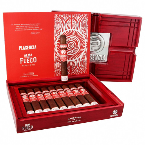Plasencia Alma del Fuego Flama Panatela (6.5x38 / 5 Pack) + FREE SHIPPING ON YOUR ENTIRE ORDER!