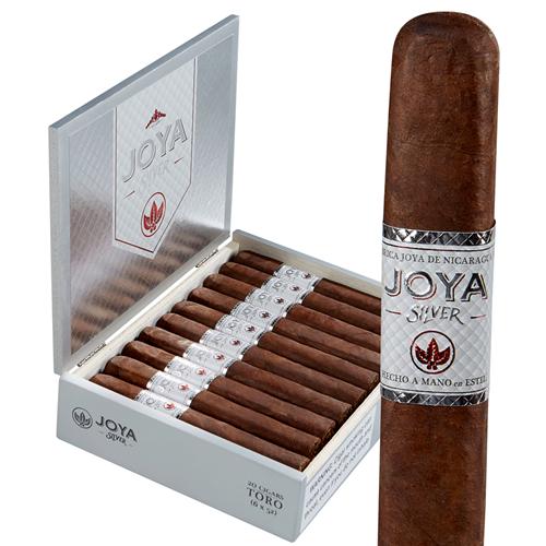 Joya de Nicaragua Silver Toro (6x52 / 5 Pack)