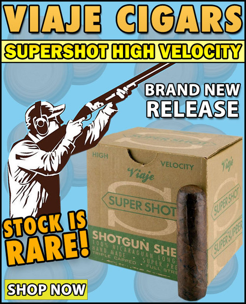 Viaje Limited Edition Supershot Buckshot 12 Gauge (3.25x52 / 5 Pack)