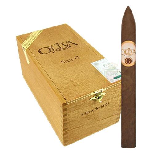 Oliva Serie G Cameroon Torpedo (6.5x52 / Box 25)