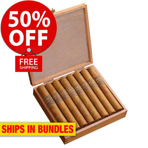 STALK by Leaf By Oscar Connecticut Toro (6x52 / Bundle 20) + 50% OFF RETAIL! + FREE BOVEDA FRESH PACK! + FREE SHIPPING ON YOUR ENTIRE ORDER!