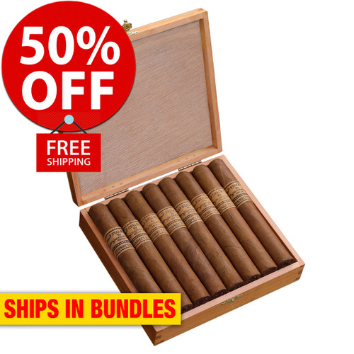 STALK by Leaf By Oscar Sumatra Toro (6x52 / Bundle 20) + 50% OFF RETAIL! + FREE BOVEDA FRESH PACK! + FREE SHIPPING ON YOUR ENTIRE ORDER!