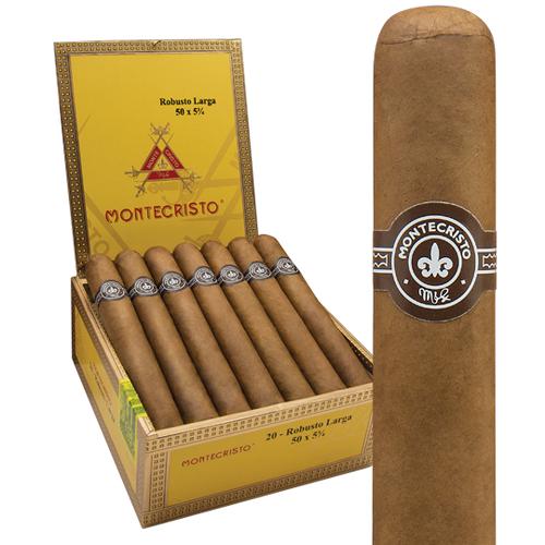 Montecristo Original Robusto (5x50 / Box 25)