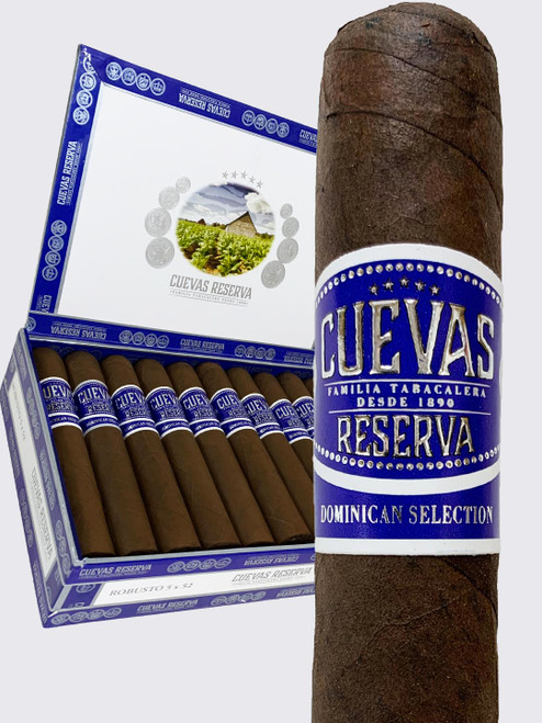 Casa Cuevas Reserva Robusto Maduro (5x52 / Box 20)