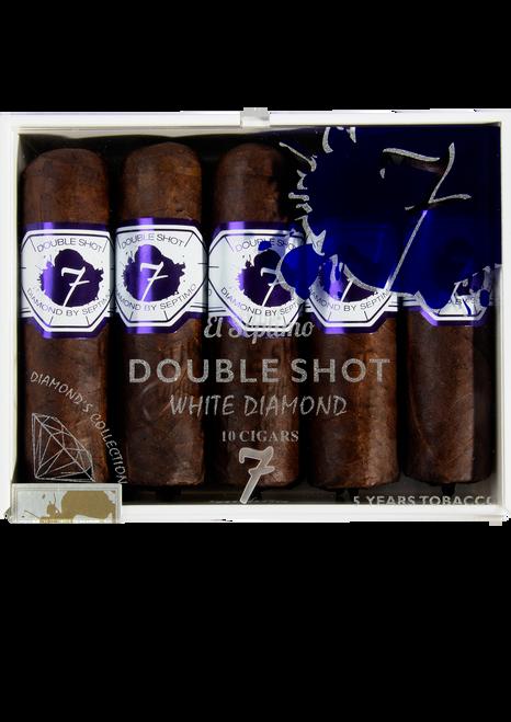 El Septimo Geneva Diamond Series Double Shot (3.75x68 / Box 10)